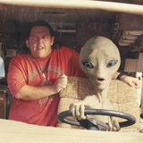 Paul Movie Review Starring Nick Frost and Simon Pegg