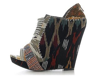 Julian Louie's Tribal Spring 2011 Aldo Wedges Hit Stores and Online Today!