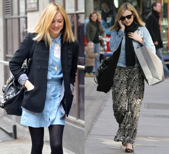 Exclusive Fearne Cotton Interview Talking About London Shops, Mulberry and Style Icons