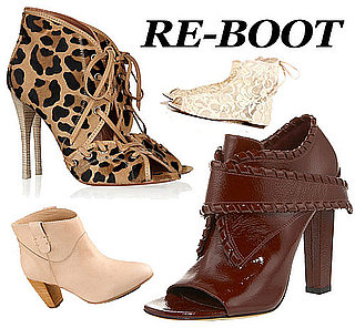 Ankle Boots for Spring