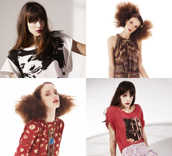 River Island Launches Chelsea Girl Collection for Spring Summer 2011