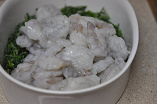 Easy Baked Shrimp With Herbs Recipe