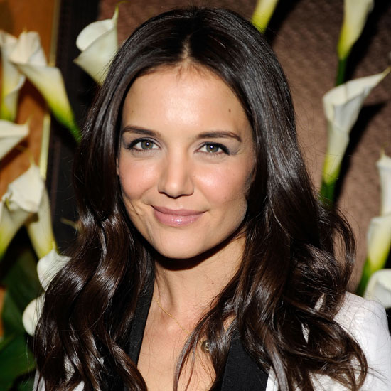 Pictures of Katie Holmes at John Frieda The Decision Premiere in NYC