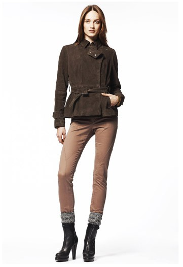 Gap Reveals a Casual With a Twist Collection For Fall 2011
