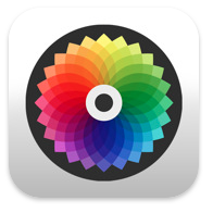 Color Photo Sharing App For iPhone and Android
