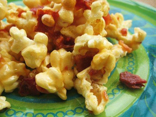 Bacon Caramel Corn