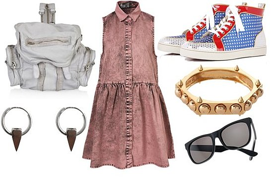 Sporty Chic Looks For Spring 2011