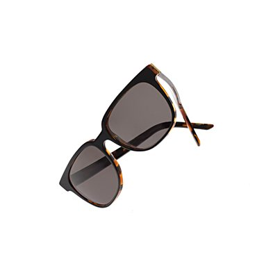 We're smitten with the retro shape and subtle print.  Super Sunglasses People Frames ($147)