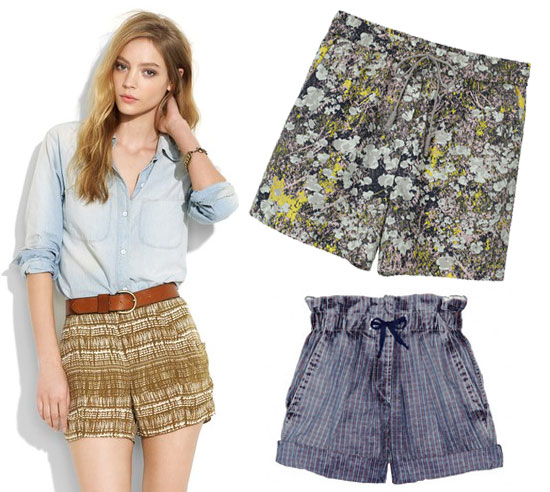 Shop the Best Shorts For Spring and Summer 2011