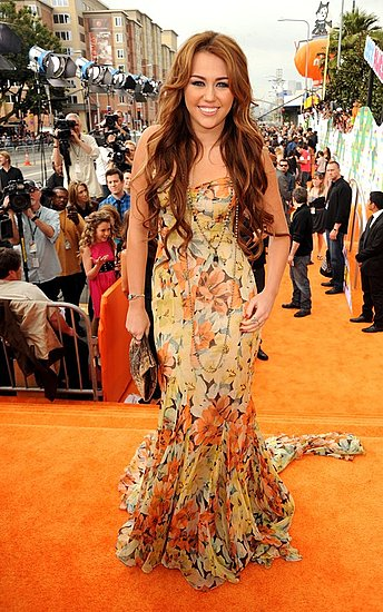 Miley Cyrus(2011 Kids' Choice Awards)