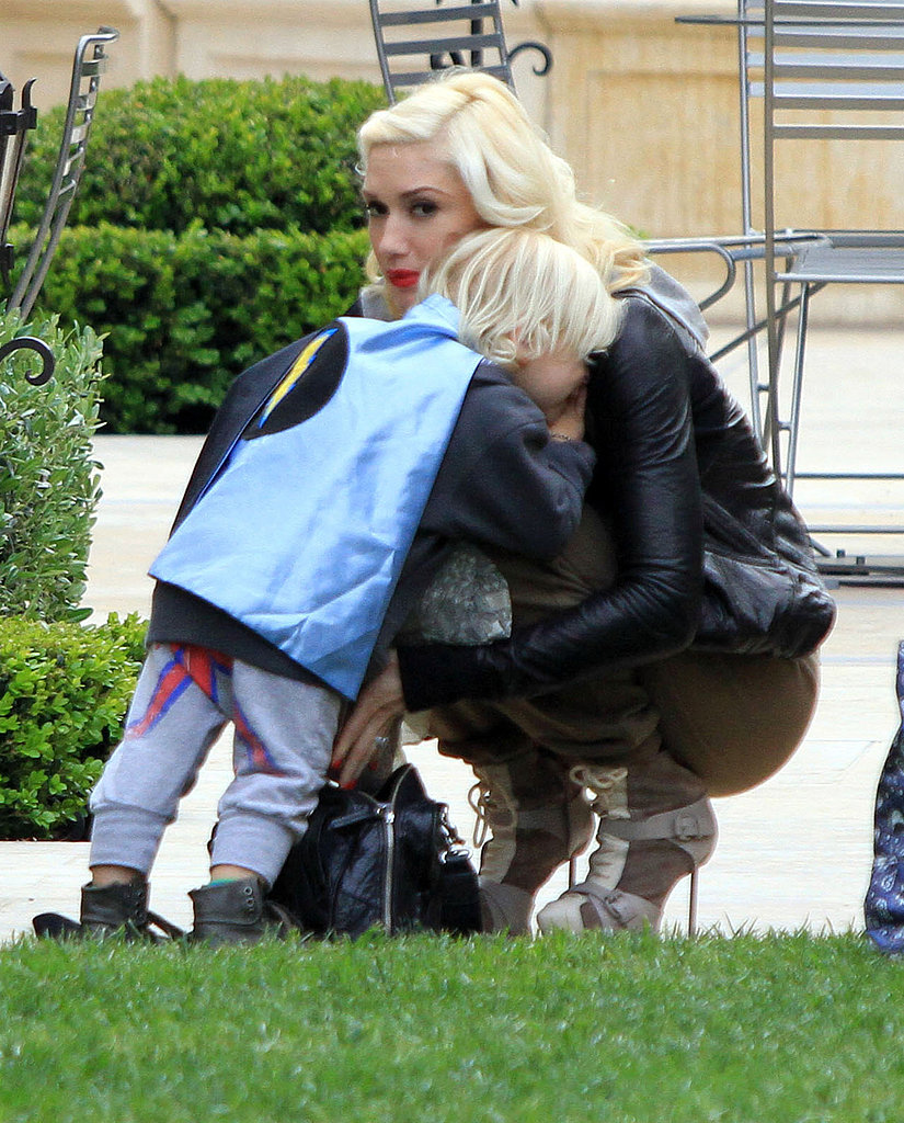 Gwen and Gavin's Little Guys Go Wild at a Birthday Party