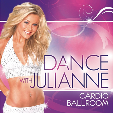 Review of Julianne Hough's Cardio Ballroom DVD