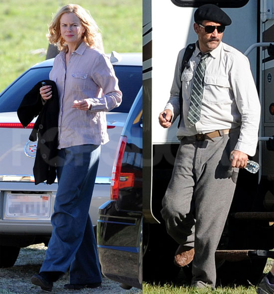 Nicole and Clive Return to Their Earnest Wardrobe in the Heart of Sonoma County