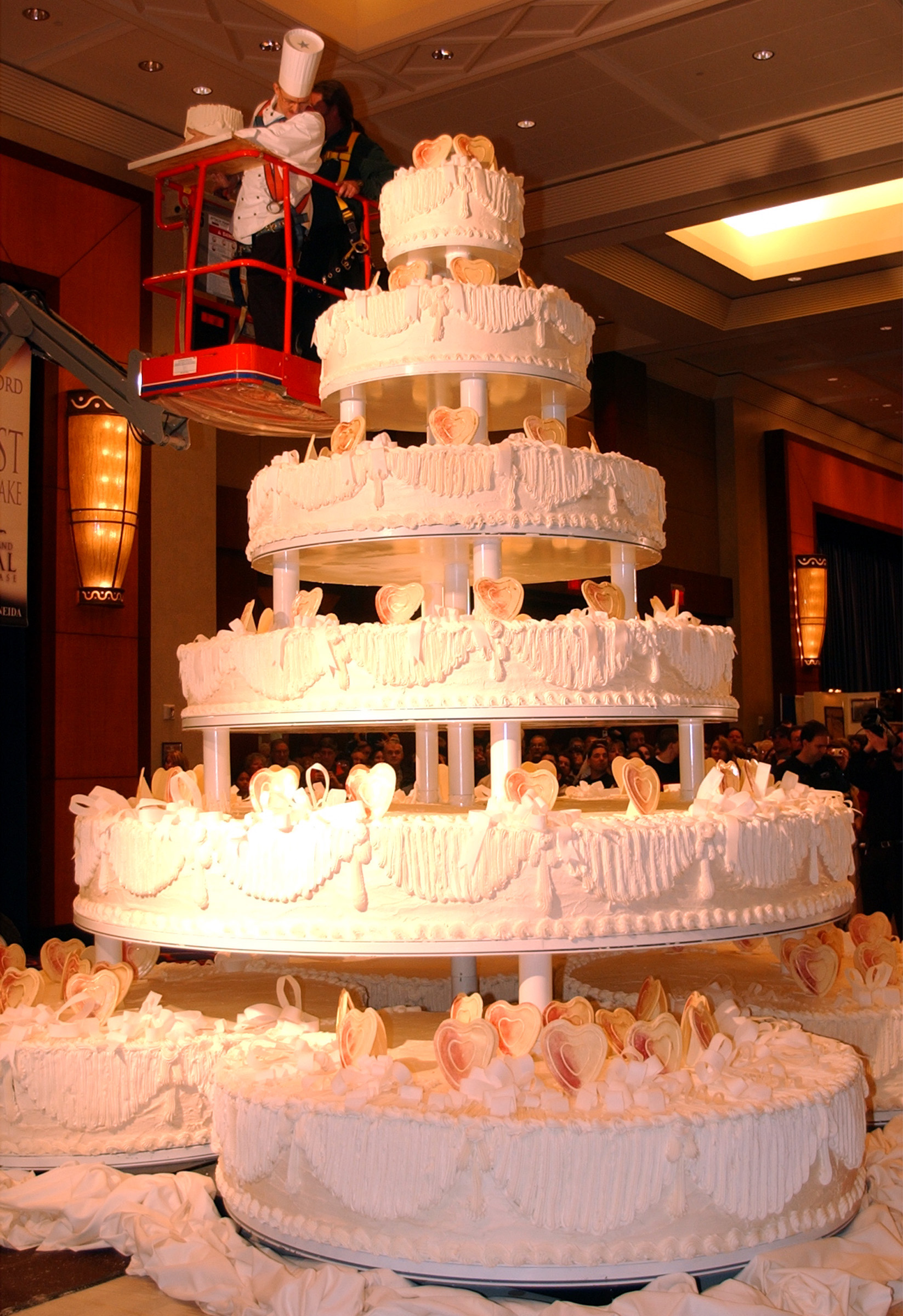st Wedding Cake