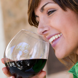 Age Determines Preference to Drink Wine Alone or With Food