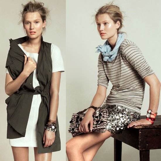 J.Crew Collection Fall 2011 Lookbook: Steal The Ten Top Styling Tips From The Look Book