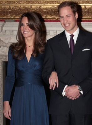 Prince William and Kate Middleton Engagement Facts