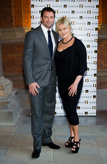 Hugh Jackman and wife Deborra Lee-Furness