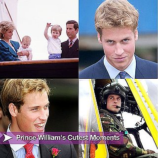 Sugar Shout Out: Say Goodbye to Prince William's Bachelor Days