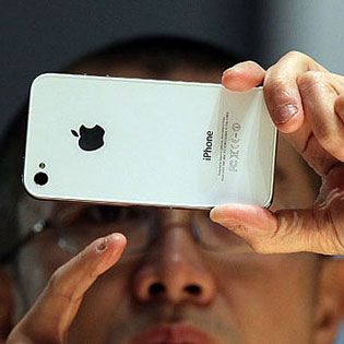 White iPhone 4 Launch