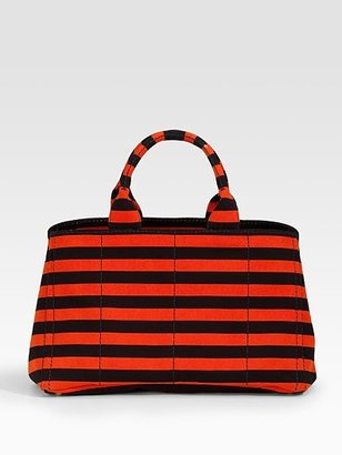Prada Striped Tote ($695)