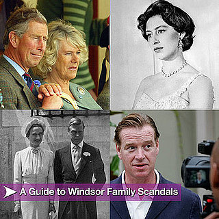 Windsor Family Scandals