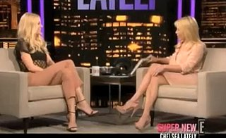 Gwyneth Paltrow Drops the C Word on Chelsea Lately