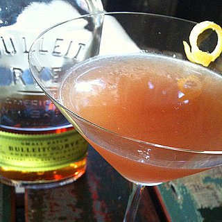 Bulleit Rye Whiskey Cocktail Recipe