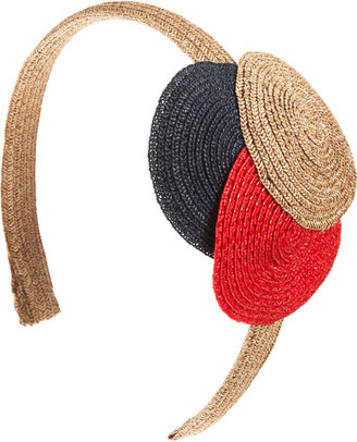 Jennifer Ouellette Circle Headband ($125)