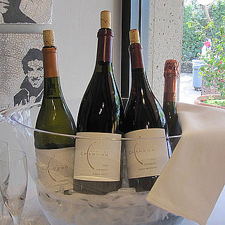 Review of Chandon's Still Wines