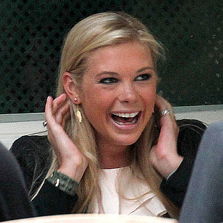 Pictures of Chelsy Davy at Dinner
