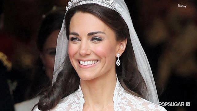 Kate Middletons Wedding Day Makeup POPSUGAR Beauty