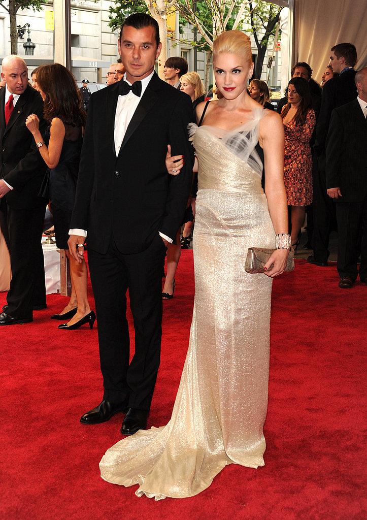 Gavin Rossdale, Gwen Stefani — 2010