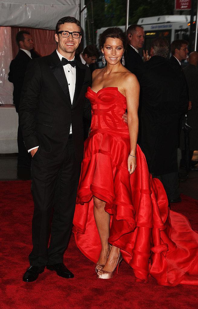 Justin Timberlake, Jessica Biel — 2009