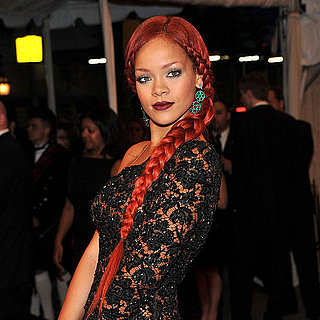 Pictures of Rihanna at Met Gala