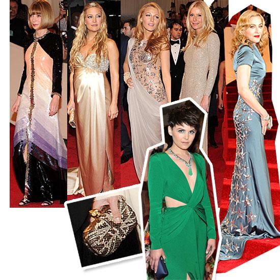 2011 Met Gala Pictures