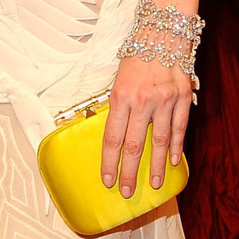 Shoes, Bag, and Accessories at Met Gala 2011-05-03 10:55:15