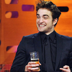 Robert Pattinson Pictures With Reese Witherspoon on the Graham Norton Show