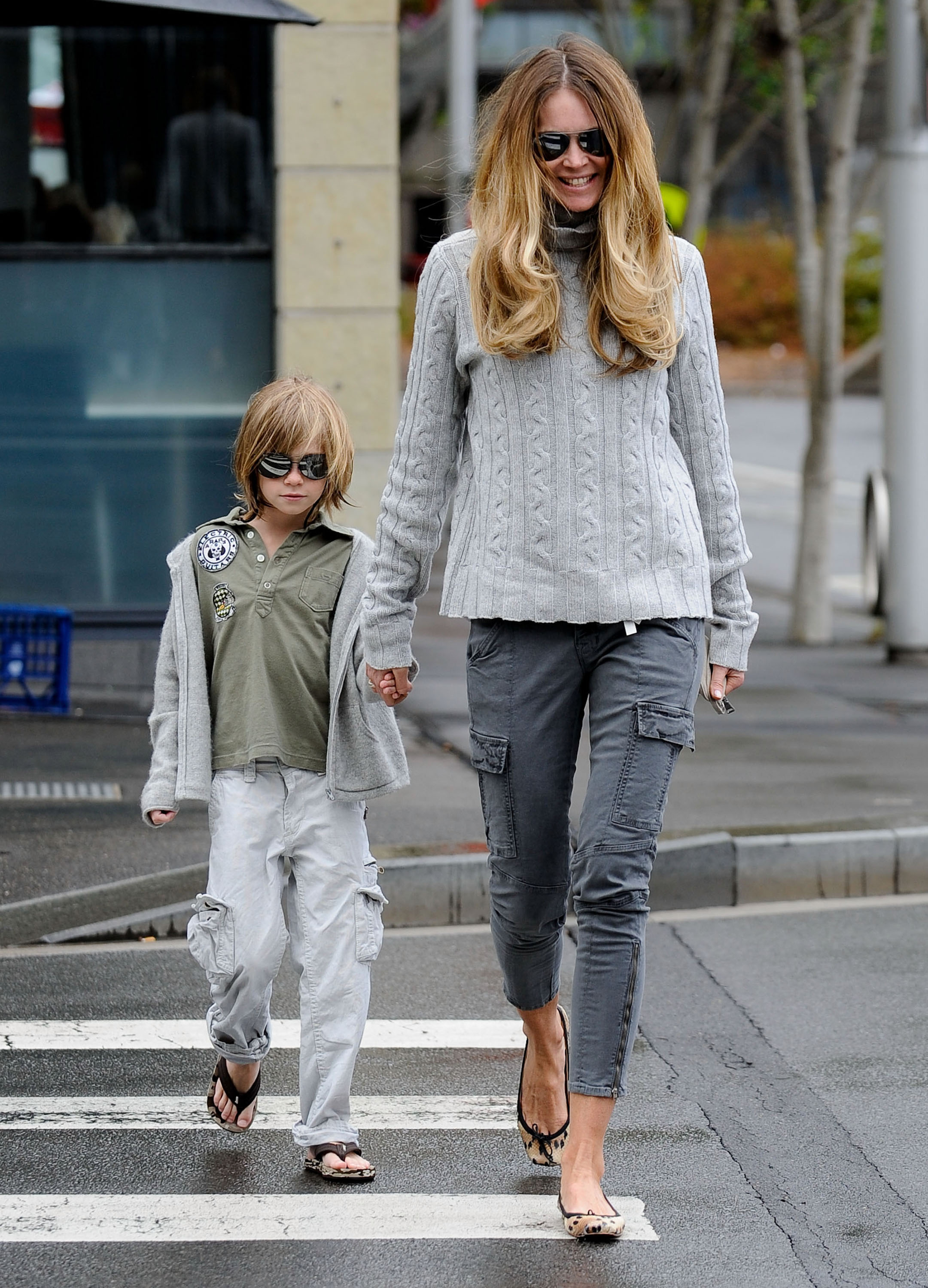 Elle Macpherson With Son Flynn Ode To Mother 39 S Day Check Out These Model And Designer Moms