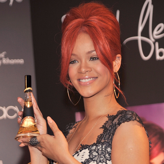 Rihanna Ad Gets Covered Up as the Singer Makes a Second Perfume 2011-05-05 15:21:58
