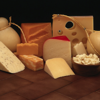 The Calories in Popular Cheeses
