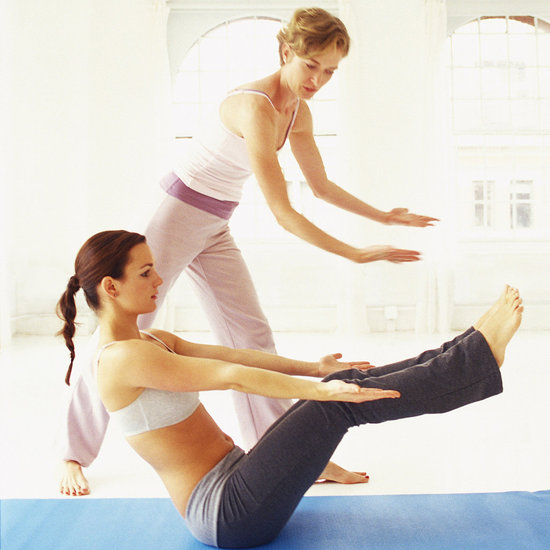 Do You Feel Self-Conscious in Small Exercise Classes?