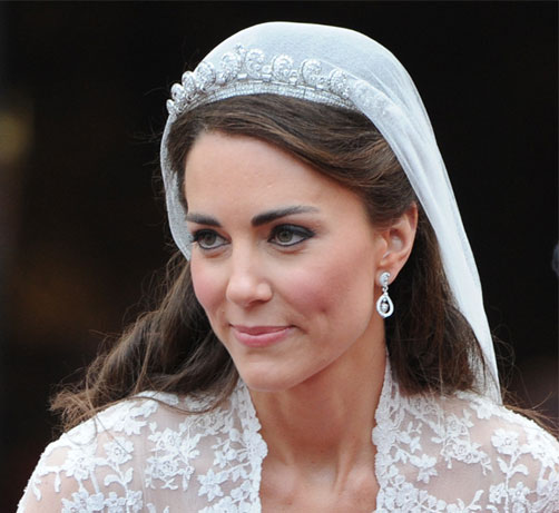 Kate's Training Tiara?