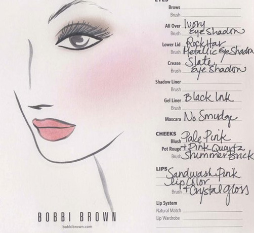 Bobbi Brown's Kate Middleton Makeup Recommendations