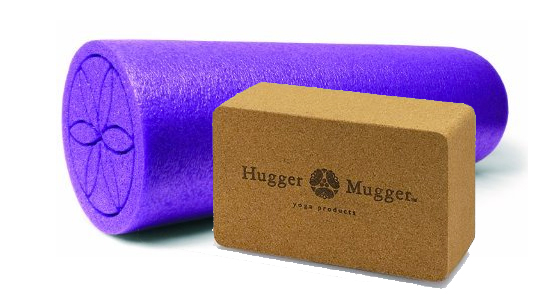 How to Use Yoga Blocks and Foam Rollers