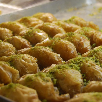 What Is This Greek Dessert Called?
