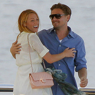 Pictures of Leonardo DiCaprio and Blake Lively