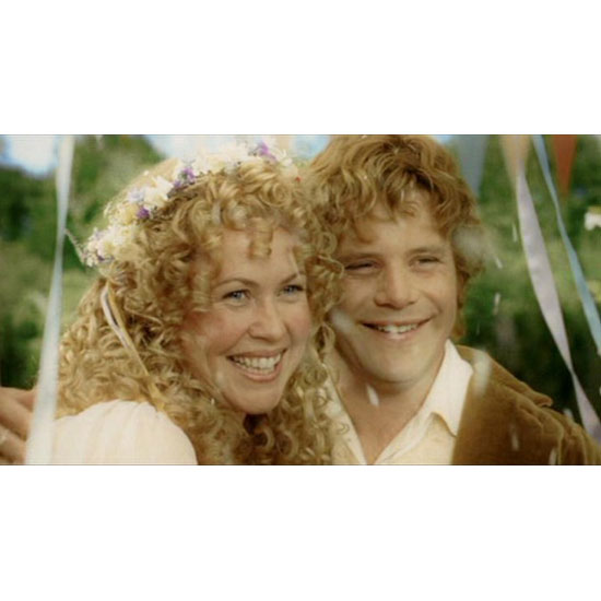 Samwise Gamgee and Rosie Cotton — Lord of the Rings