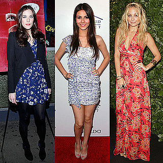 How to Wear Florals 2011-05-18 12:49:27
