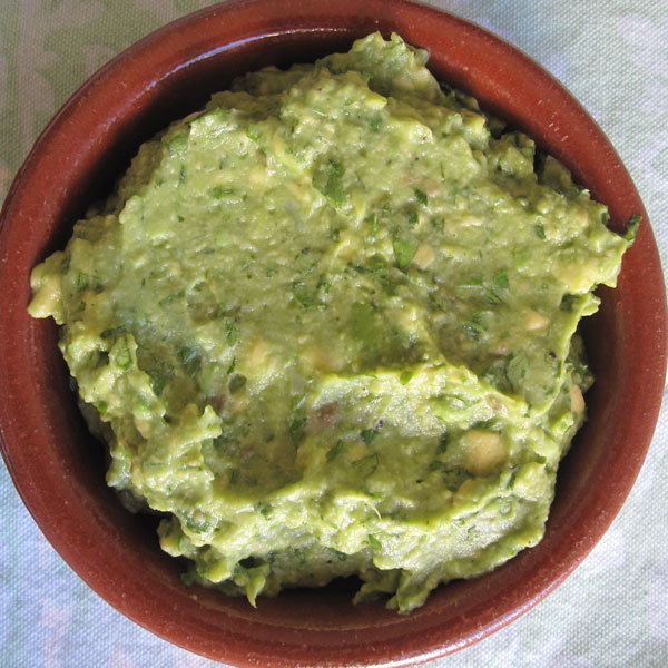 how to make smooth guacamole